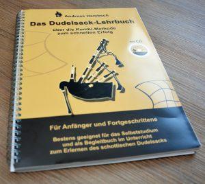 Dudelsacklehrbuch von Andreas Hambsch