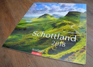 Schottlandkalender 2018